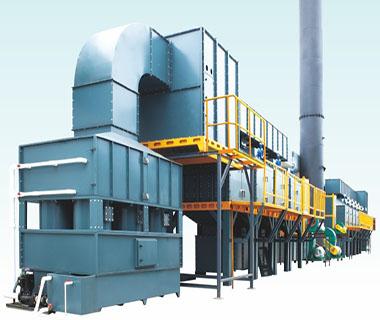 活性炭吸脱附催化燃烧设备(标配)