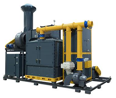 活性炭吸附催化燃烧一体机