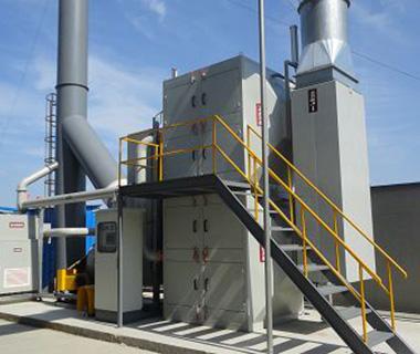 废气处理-rco催化燃烧设备