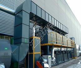 山东钢结构喷涂项目