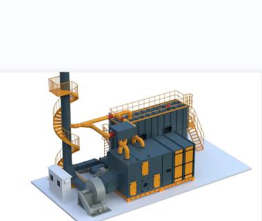 蓄热式RTO系统